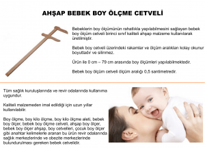 AHSAP-BEBEK-BOY-OLCME-CETVELI