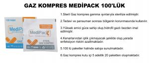 Gaz Kompress Medipack