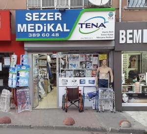Kartal Sezermedikal - Dükkan Resmi