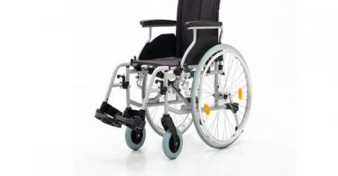 Leo 160 Alüminyum Tekerlekli Sandalye