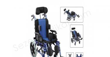 Leo 181 Spastik Tekerlekli Sandalyesi