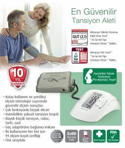 Medisana - Dijital Tansiyon Aleti