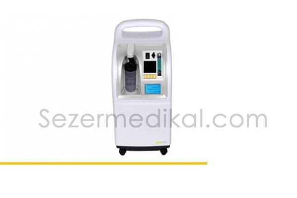 PlusMed pM-KN04 Smart Nebulizatörlü Oksijen Konsantratörü