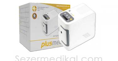 Plusmed Taşınabilir Şarj Oksijen Konsantratörü