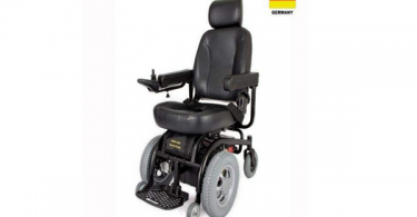 Swemo Q-100 Akülü Tekerlekli Sandalye (Kaptan Koltuklu)